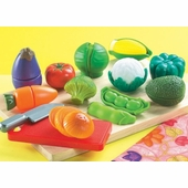 Small World Toys <br />Peel 'N' Play Food