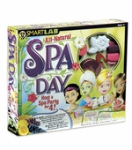 SmartLab Toys <br />All Natural Spa Day Science Kit