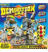 SmartLab Toys <br />Demolition Lab Triple Blast Warehouse