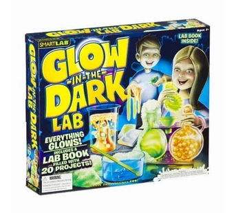 SmartLab Toys <br />Glow-in-the-Dark Lab Kit