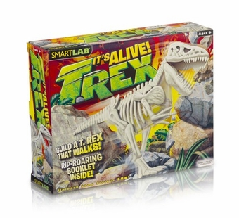 SmartLab Toys <br />It's Alive T-Rex Science Kit