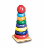 Stacking, Pounding And Sorting Toys