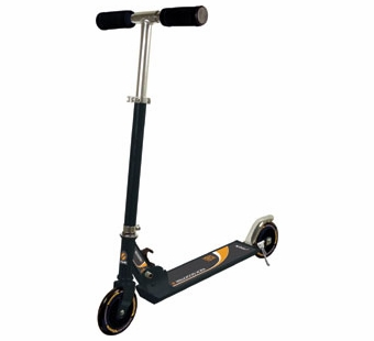Stiga Games <br />Kick Scooter in Black/Orange