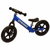 Strider <br />Blue Balance Bike