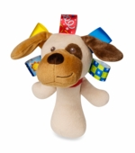 Taggies <br />Buddy Dog Rattle