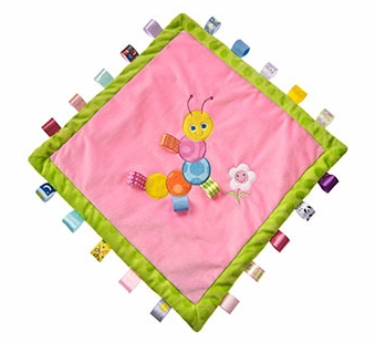 Taggies <br />Caterpillar Cozy Blanket