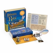 Thames & Kosmos <br />The Dangerous Book for Boys: Essential Electronics Kit