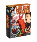 The Orb Factory <br />Curiosity Kits Lava Rock Volcano Kit