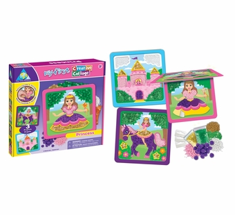 The Orb Factory <br />My First Creative Collage Princess Kit
