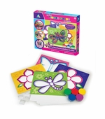 The Orb Factory <br />My First Finger Paint & Frames Kit