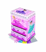 The Orb Factory <br />Sticky Mosaics Ballerina Beauty Box Kit