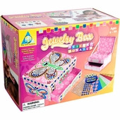 The Orb Factory <br />Sticky Mosaics Jewelry Box Kit