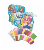 The Orb Factory <br />Sticky Mosaics Ocean Princess Kit