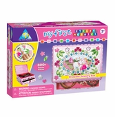 The Orb Factory <br />Sticky Mosaics Princess Jewelry Box Kit