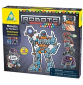 The Orb Factory <br />Sticky Mosaics Robots Kit