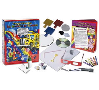 The Young Scientists Club <br />Mystery of Rainbows Science Kit