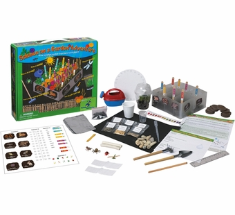 The Young Scientists Club <br />Science on a Garden Adventure Kit