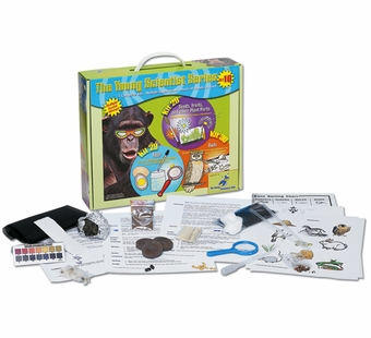 The Young Scientists Club <br />Set 10: Seeds,Fruits and Other Plant Parts & Eggs & Owls Kits