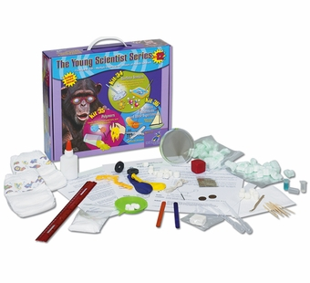 The Young Scientists Club <br />Set 12: Surface Tension & Polymers & Famous Scientist and their Experiments Kits
