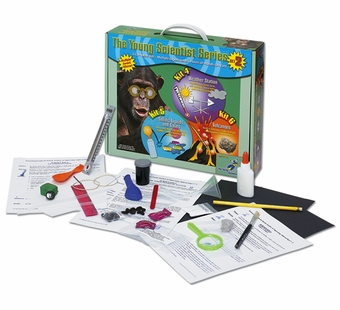 The Young Scientists Club <br />Set 2: Weather Stations, Solids,Liquids & Gases & Volcanos Kits
