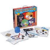 The Young Scientists Club <br />Set 3: Minerals, Geodes & Fossils Kits
