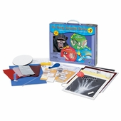 The Young Scientists Club <br />Set 7: Bones and Muscles & The Senses & Light Kits