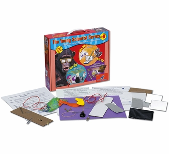 The Young Scientists Club <br />Set 8: Mirror & Electricity & Circuits and Electromagnets Kits