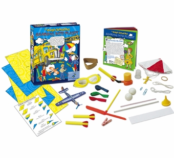 The Young Scientists Club <br />Soaring Into Flight Kit