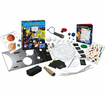 The Young Scientists Club <br />The Secrets of Space Kit