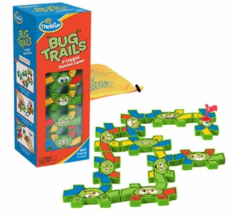 Think Fun <br />Bug Trails Domino Game