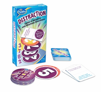 Think Fun <br />Distraction Game