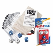 Think Fun <br />Math Dice Game