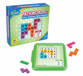 Think Fun <br />PathWords Junior Game