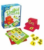Think Fun <br />Zingo Number Game