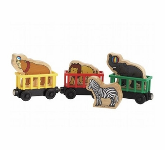 Thomas the Tank Circus Train (3 Pack)