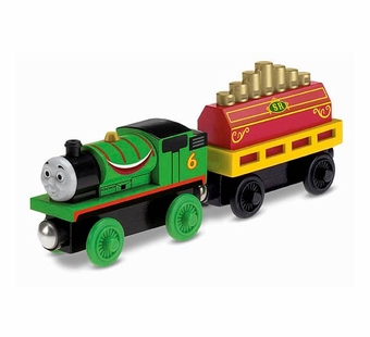 Thomas the Tank Percy Musical (2 Pack)