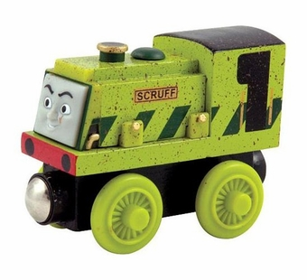 Thomas the Tank Scruff