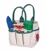 Toysmith <br />Child's Garden Tote with Tools