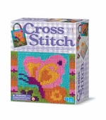 Toysmith <br />Cross Stitch Art Kit