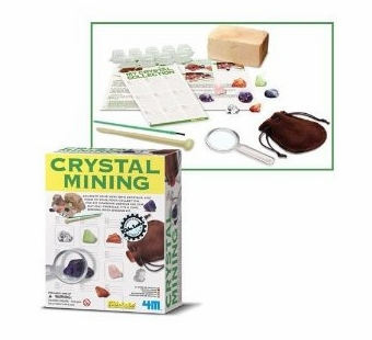 Toysmith <br />Crystal Mining Science Kit