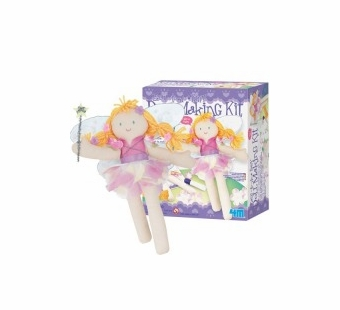 Toysmith <br />Fairy Doll Kit