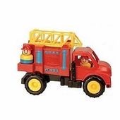 Toysmith <br />Fire Engine Truck