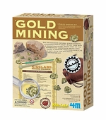 Toysmith <br />Gold Mining Science Kit