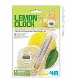 Toysmith <br />Lemon Clock Science Kit