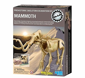 Toysmith <br />Mammoth Excavate Science Kit