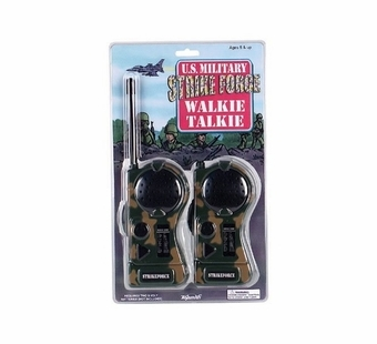 Toysmith <br />Military Walkie Talkie