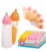 Toysmith <br />Mini Magic Baby Doll Bottle