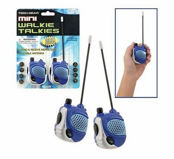 Toysmith <br />Mini Walkie Talkie