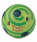 Toysmith <br />Mini Wiggly Giggly Ball