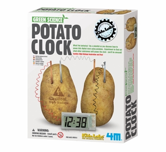Toysmith <br />Potato Clock Science Kit